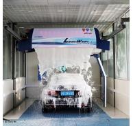 Hệ thống rửa xe không chạm tự động Leisu Wash
