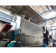 Lò hơi ghi xích công suất 1 - 75 tấn/giờ
