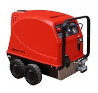 Máy rửa hơi nước nóng sử dụng điện kết hợp Diesel