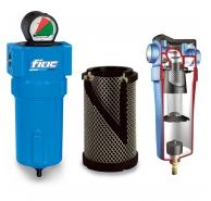 Bộ lọc than hoạt tính khử dầu 0,005 mg/m3 FIAC