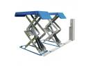 Cầu nâng cắt kéo bệ nổi 3,5 tấn, lắp nổi