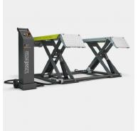 Cầu nâng cắt kéo nâng bụng di động 3 tấn kiểu SPRINTER MOBIL