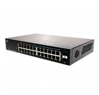 Cisco SG95D-24 24-Port10/100/1000 Gigabit Desktop Switch