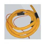 Cuộn dây hút chân không kết hợp với dây điện
