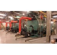 Lò hơi đốt nhiên liệu khí/ lỏng công suất 1 - 110 tấn/giờ