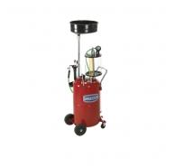Thiết bị hứng và thu hồi dầu thải hoạt động khí nén