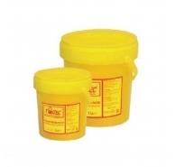 Mỡ bôi trơn màu vàng loại 4kg dùng để bôi trơn khi tháo lắp lốp
