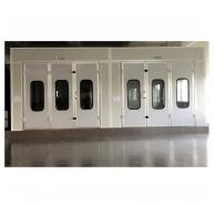 Phòng sơn tiêu chuẩn cao cấp cho xe con - Công suất 16kW