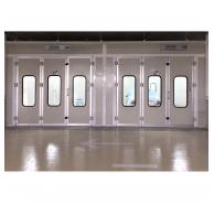 Phòng sơn tiêu chuẩn cho xe con - Công suất 12kW